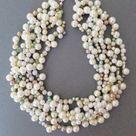 Wedding Pearl Necklaces