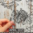 IOD Stamps - New April 2021 Release - DIY Home Decor & So Much More!