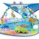 Disney® Baby Mr. Ray Ocean Lights Activity Gym #affiliatelink