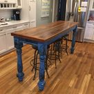 Farmhouse Table made from reclaimed wood - custom made to order