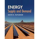 Energy: Supply and Demand (Hardcover)