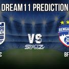 MCFC vs BFC Dream11 Prediction, Live Score &  Football Match Dream Team Indian Super League