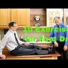 10 Exercises for Foot Drop after Stroke, Nerve, or Muscle Damage Weak Ankle & Foot.