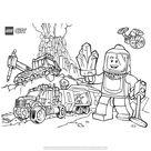 Leuk voor kids   Lego City vulkaan