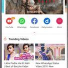 VidMate - Free Download Youtube Whatsapp Videos