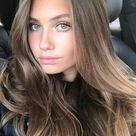 Trendy Brown Hair Colour Ideas for 2021 : Light Honey Brown Hair Colour
