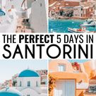 Ultimate Santorini Itinerary: How to Spend 5 Days in Santorini