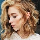 50 Cute Short Haircuts for Women to Look Charming Bob Cut with Side Flicks