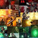 Marvel Collage