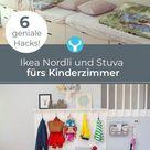 Ikea Hack Mit Nordli und Stuva das Kinderzimmer aufpimpen