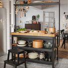 Kookeiland IKEA keuken