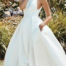 High Low Wedding Dresses Trend Of The Year 15