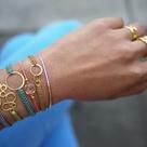 Macrame Bracelet Tutorial