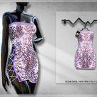 busra-tr's Sequin Dress BD247