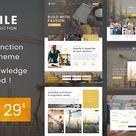 Edile — Construction WordPress Theme   Stylelib