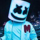 Marshmello, DJ, musician, 2018, live performance, 720x1280 wallpaper