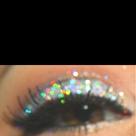 Cheer Eye Makeup