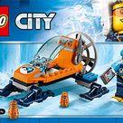 Arctic Ice Glider 60190 Lego City Arctic Expedition Building Instructions Lego Com Lego Arctic Ice Lego City