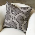 Global Views Arches Decorative Pillow