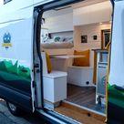 Ford Transit Camper Conversion Ideas