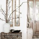 Modern Vintage Home Decor | Neutral Color Palette