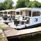Nächstes Jahr: 3 Tage übers WE im Hausboot auf der Havel für 81€