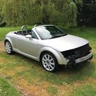 eBay 2000 Audi TT Roadster Spares Or Repairs carparts carrepair