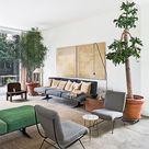 get the vibe: an artist's home.   sfgirlbybay
