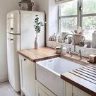 """Farmhouse Homes 🏡 auf Instagram: """"Diese Farmhouse-Küche ist unglaublich! Wir lieben SMEG-Gerä..."""