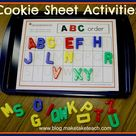 Teaching Letter Recognition