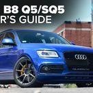Audi Q5 Buyer's Guide   Engine, Transmission, Interior, & Trim Options 2009 2017 Audi Q5/SQ5