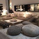 Kissendekoration   Wohnzimmer   Sofa