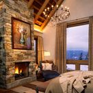 Rustic Country Bedrooms