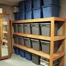 Diy Storage Shelves