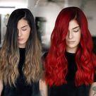 From Hidden Box Dye To A Hot Red Melt