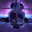 Airwolf Art Print by p1xer