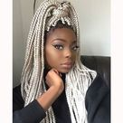 55 Most Popular Box Braids Hairstyles Of 2021