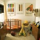 Retro Kids Rooms