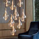 LED GLOEILAMP - Voronoi III