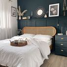 The Colour Collections - How To Use Colour in the Bedroom - Melanie Jade Design