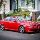 Ref 136 2004 Alfa Romeo 156 GTA