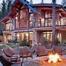 Ski-Chic Mountain Retreats
