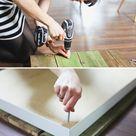 Ikea Hacks: 3 Easy steps to Create your own Ikea Coffee Table — Treasures & Travels