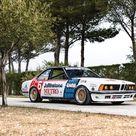 BMW 635CSi ETCC 1983 86