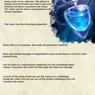 New Moon water   Moon druid based consumable I made for an upcoming campaign. Was inspired by a friend to make this little magic item.