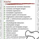 Kostenlose Checklisten für deinen Frühjahrsputz - blogalong.de