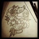Cup Tattoo