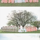 Florida Wedding Full Of Peach And Mint Beauty