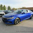 Honda Accord 2020 Blue
