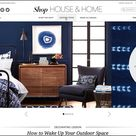 NEW Online Furniture & Home Decor Store: Shop House & Home at shophouseandhome.com
